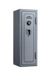 Wasatch 18 Gun Fire and Water Safe with E-Lock, Pebble Gray
