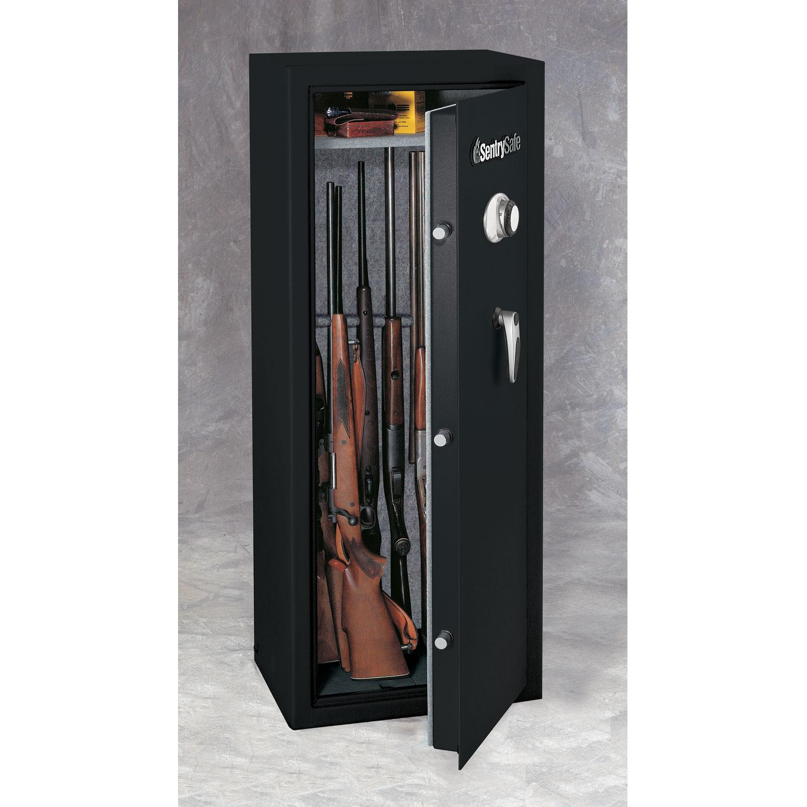 Sentry G1455C Gun Safe with Combination Lock - 14-Gun