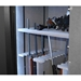 Shown installed in safe