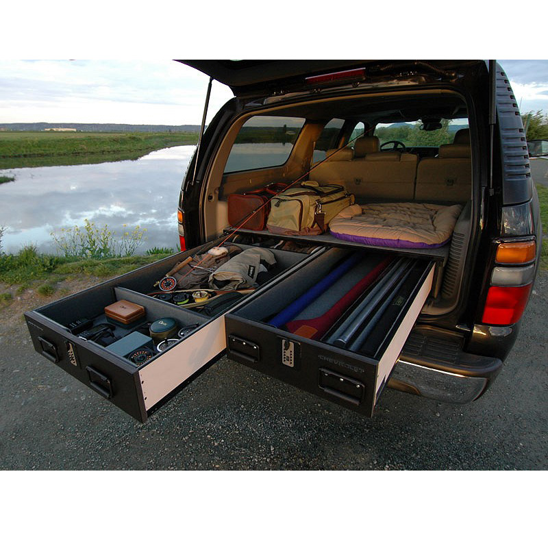Truck Bed Gun Vault