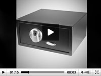 Barska AX11224 Biometric Fingerprint Safe Video