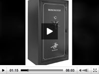 Winchester S49 Gun Safe Video